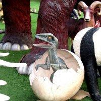 динозавр :: Аня Окс