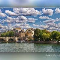 Мой нарисованный Париж :: DimCo ©
