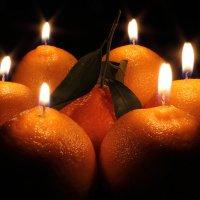 свечи :: Виктория Симонова