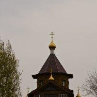 Дорога к храму :: Вячеслав Печенин