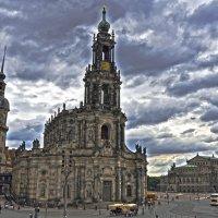 Dresden is alive again :: Roman Ilnytskyi