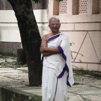 Почти как Ганди :: Оксана Шрикантх