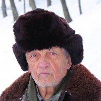 портрет пожилого человека :: юрий иванов