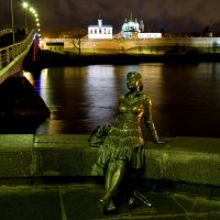 туристка :: Roman Demidov