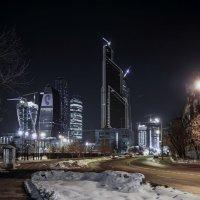 Москва сити :: Юрий Бичеров