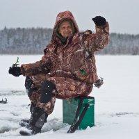 любитель рыбалки Юра :: Ayse 1