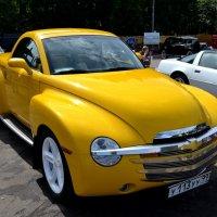 Chevrolet SSR 2003 модельного года :: Борис Русаков