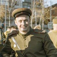 Кашу взяли мы без боя :: Владимир Клещёв