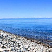 Священное море Байкал :: Анна Разгуляева