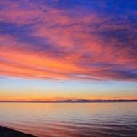 Байкальский закат :: Анна Разгуляева