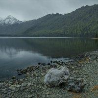 Нижнее Мультинское озеро. :: Альберт Беляев