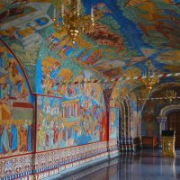 Роспись Введенского собора в Толгском монастыре. Ярославль. :: Natalie .