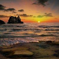 Магия моря :: Ron Levi