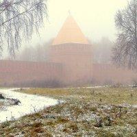 Первый снег. :: Игорь