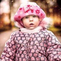 Малышка Варя. :: Светлана Парфёнова