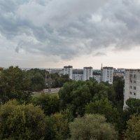 Тучи над городом :: Максим Баранцев