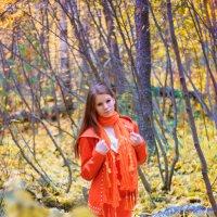 Фотосессия: Осень Модель: Валерия Ганущак Фотограф: Игорь Блонский :: Игорь Блонский