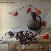 Поздняя  осень :: Ирина Бажанская