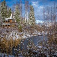 Первый снег :: Игорь Хохлов