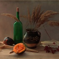 Осенние  мотивы :: Ирина Бажанская
