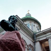 Церковь монастыря Сурб-Хач :: Allekos Rostov-on-Don