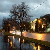 космодамианская набережная :: Александр Шурпаков
