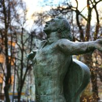 Душа летящая к свету..... :: Viktor Nogovitsin