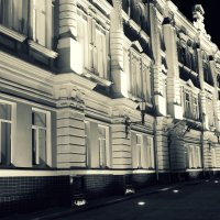 Здание :: Анчоус Милющенко