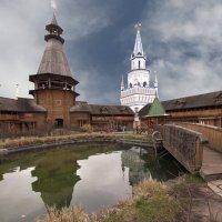 Москва. Измайловский кремль :: Борис Гольдберг