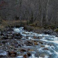 река Улу-Муруджу :: Сергей Крестапович