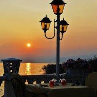 Итальянские каникулы на озере Гарда. :: Владимир Глазунов