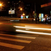 ночное авто :: Арсений Корицкий