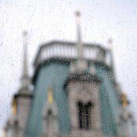 За пеленой дождя :: Борис Русаков