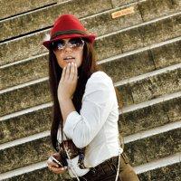 Красная Шляпочка... :: АндрЭо ПапандрЭо