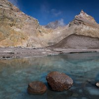 Живой вулкан :: Денис Будьков