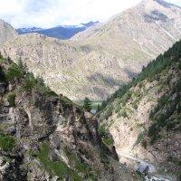 Горы Кабардино-Балкарии :: Svetlana Larina