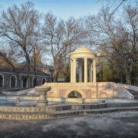 Старый парк :: Evgeniy Techiev