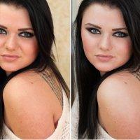 до и после :: Виктория Симонова