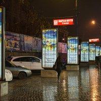 Реклама-источник света :: Юрий Муханов