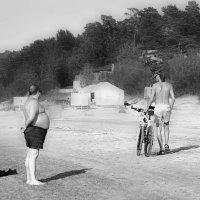 Эх, купить велосипед, что-ли... :: Ирина Данилова