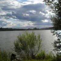 Летнее озеро :: Иван Волков