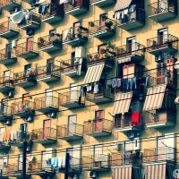 балконы Неаполя :: Lena Tambovtseva