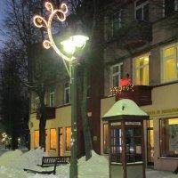 Зима в городе :: Людмила Жданова
