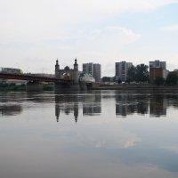 Мост королевы Луизы, соединяющий Литву и Россию :: Людмила Жданова
