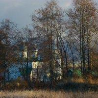 Церковь Николая Чудотворца :: Валентина Ломакина