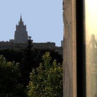 окно в парк :: Sev Evan Evan