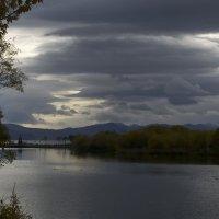 Култучное озеро вечером :: Алексей Бароненко