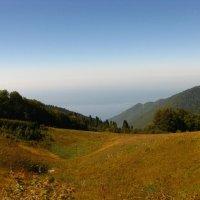 вид моря из гор :: Nastya L