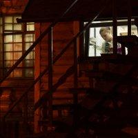 женщина у окна :: Лера Silence