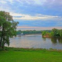 Москва - река. :: Victor Klyuchev